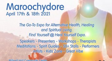 Heal Yourself Expo – Sunshine Coast