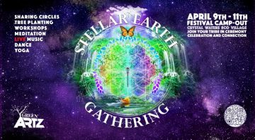Stellar Earth Gathering Festival Camp Out @ Crystal Waters Eco VIllage
