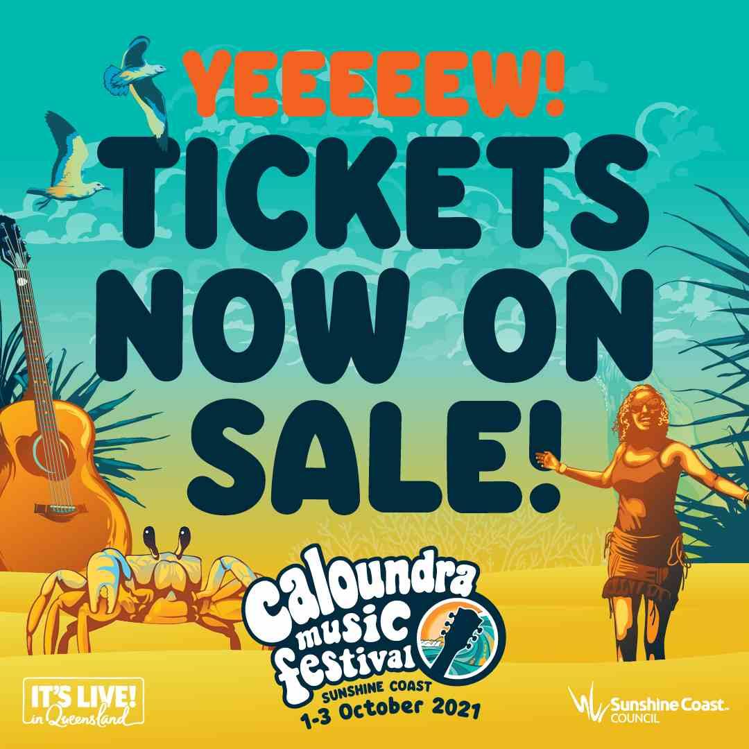 Caloundra Music Festival 2021